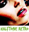 Halftone Retro Effect