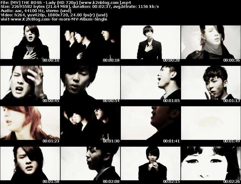 THE BOSS - Lady MV thumbnail